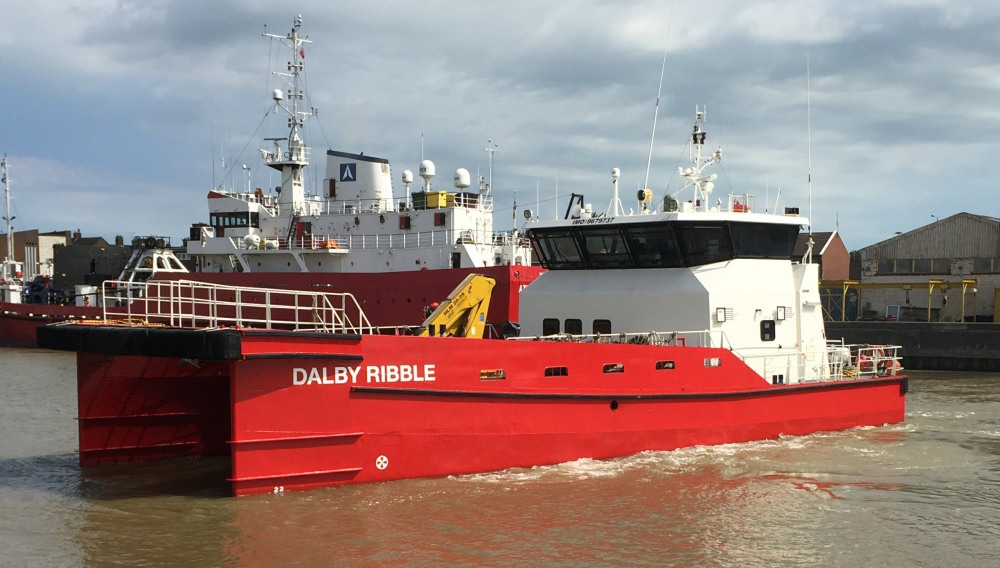 An Introduction to Crew Transfer Vessels - 4C Offshore