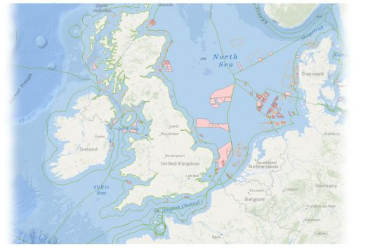 Interactive Windfarm Map