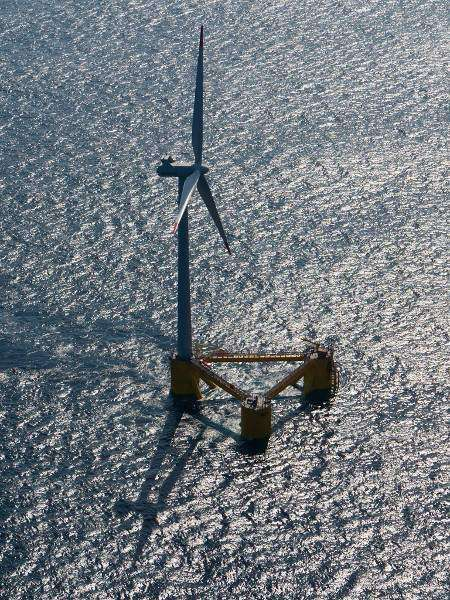 Trelleborg supply floating cable protection   4C Offshore News