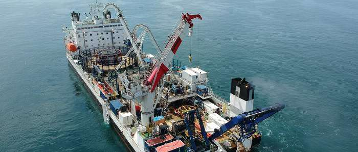 Prysmian completes DolWin3 work