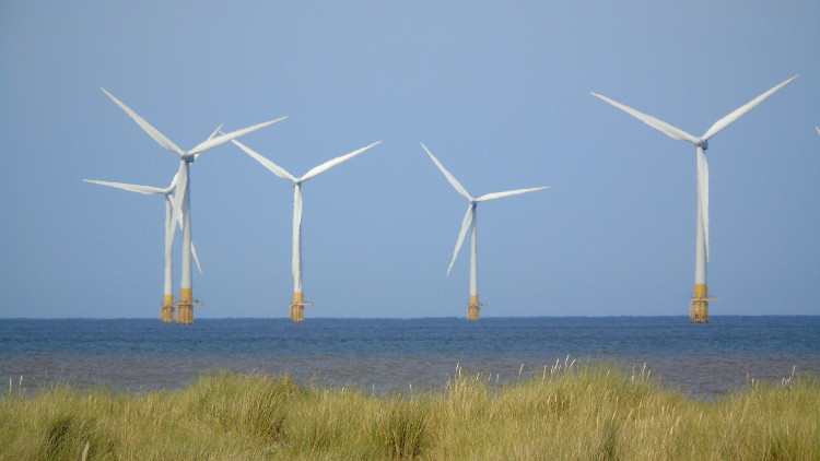 UK Prime Minister raises wind ambitions