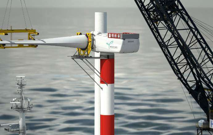Parkwind and MHI Vestas ink turbine agreement