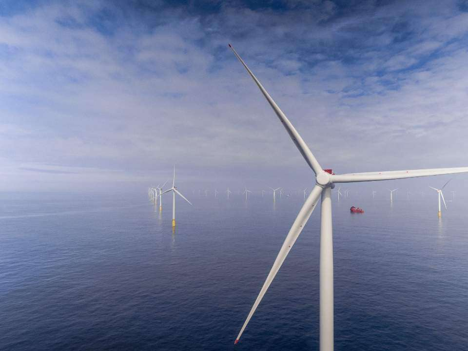 SGRE and Vattenfall extend Hollandse Kust Zuid agreement