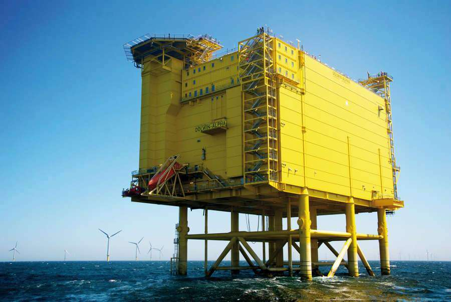 TenneT issues tender for 2GW offshore platform
