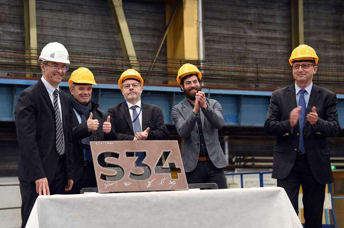 Construction kicked off for Saint-Nazaire substation