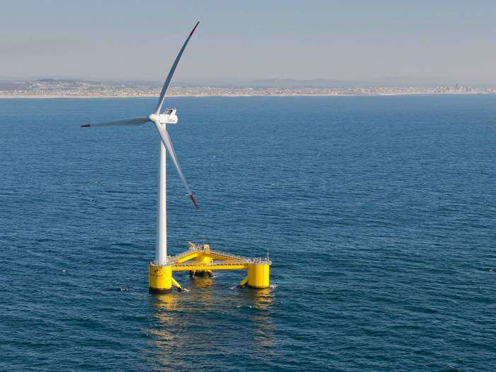 Third WindFloat Atlantic turbine prepped for deployment