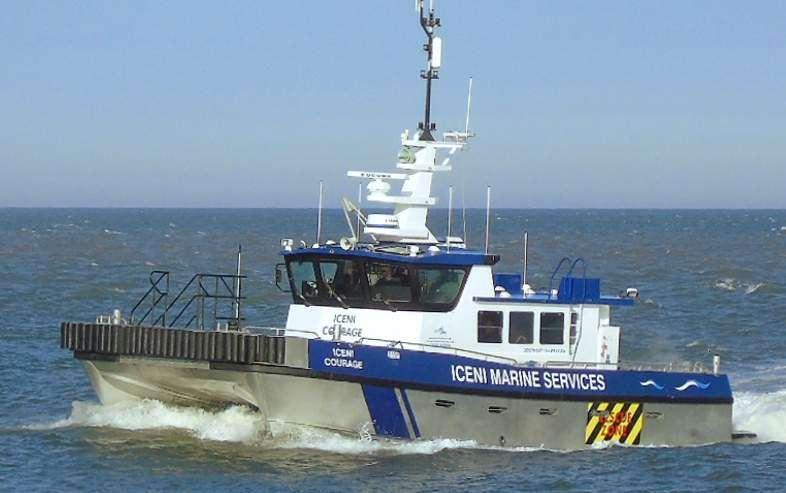 Diverse Marine to upgrade Iceni Courage