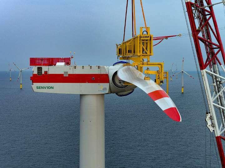 Trianel Windpark Borkum II