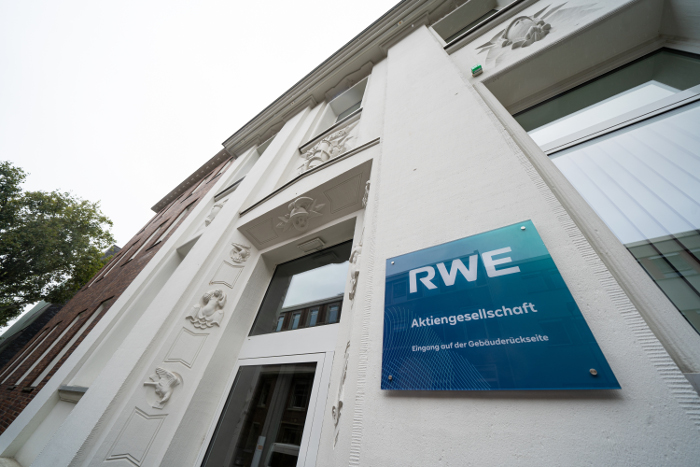 RWE reports 'outstanding' 2019