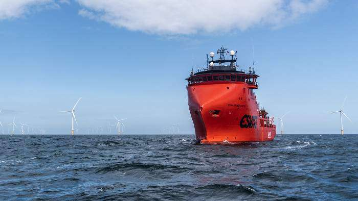 Esvagt Mercator isolated in Oostende following COVID-19 concerns