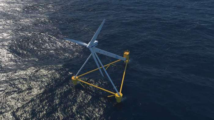 X1 Wind completes PivotBuoy design