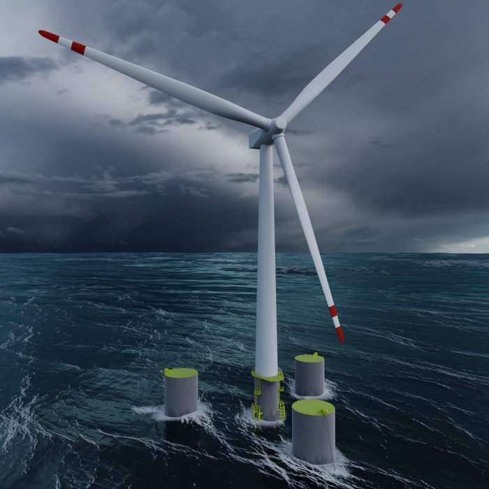 Iberdrola spearheads floating wind consortium