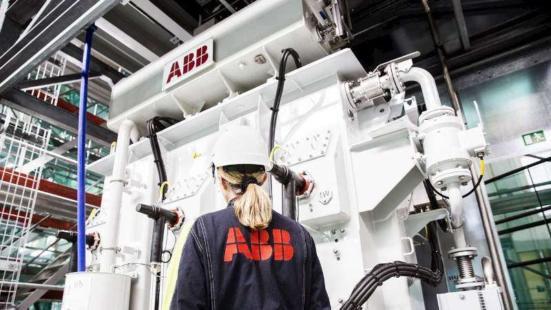 ABB braces for COVID-19 impact