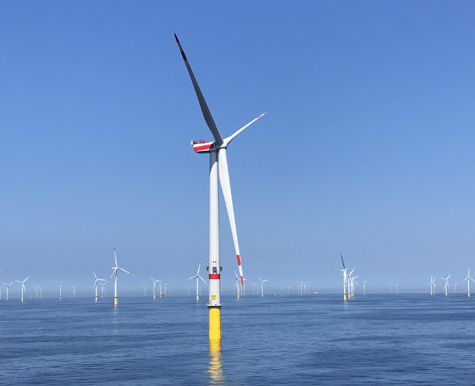 Germany identifies Three more offshore wind sites