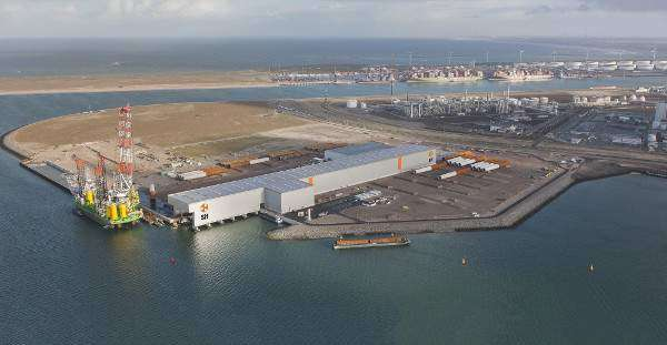 Siemens and Sif ink Maasvlakte marshalling agreement