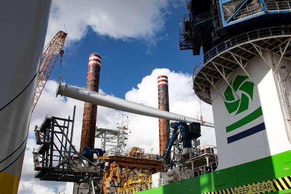 DEME Offshore joins hydrogen pilot project
