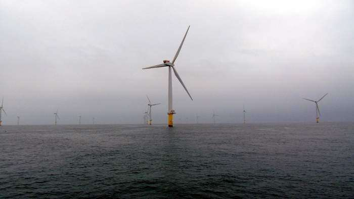 SSE makes final investment decision for Seagreen
