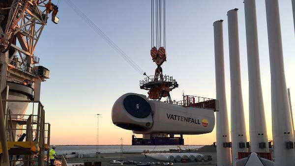 Vattenfall makes final investment decision for Hollandse Kust Zuid
