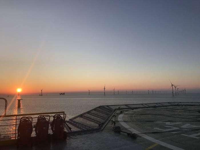 Semco Maritime to service Borkum Riffgrund 1&2 substations