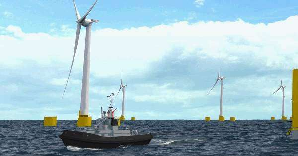 Naval Energies joins DeepWind offshore wind cluster