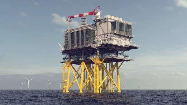 Sea & Land Project Engineering scores Hollandse Kust Noord contract