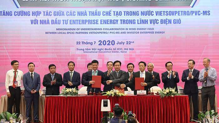Enterprize Energy hires contractor for 3.4 GW Thang Long project