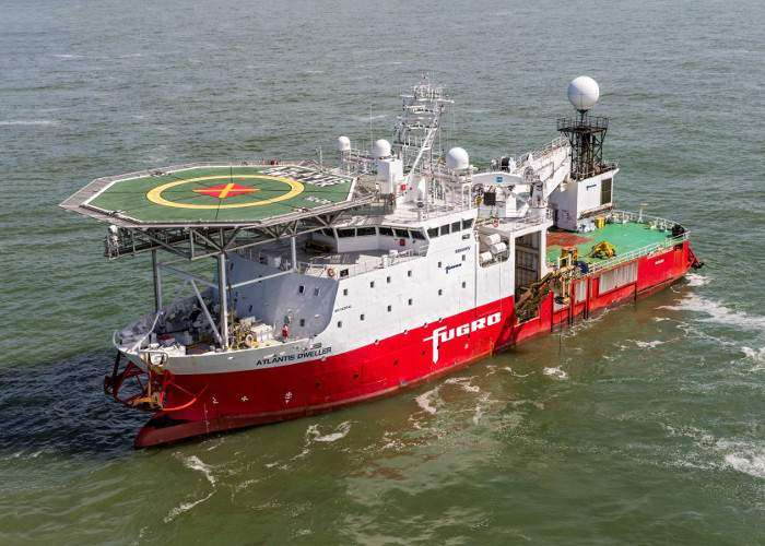 Fugro awarded contract for Hollandse Kust Noord