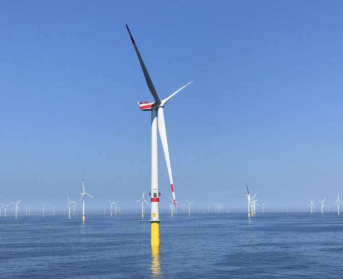 The Innovation in Wind Energy in New Jersey