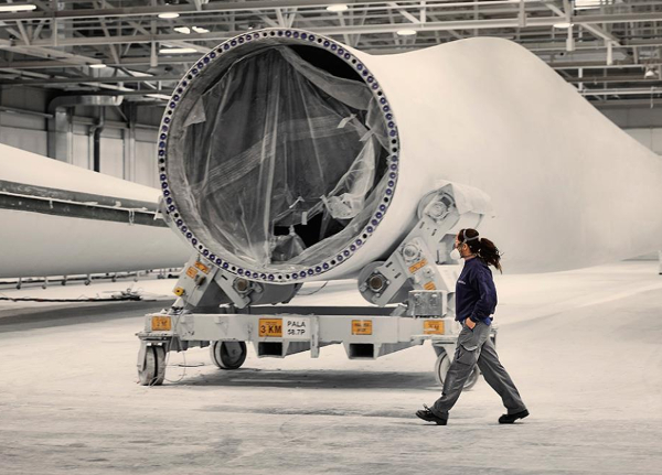 Consortium looks at recyclable wind turbine blade