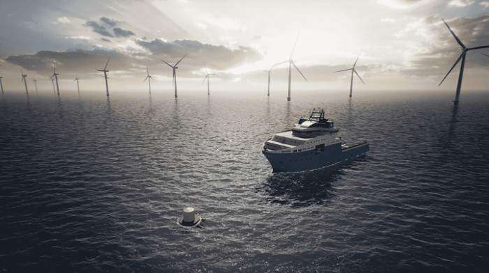 Maersk Supply Service and Ørsted to test charging buoy