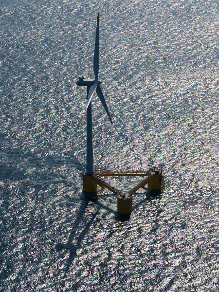 Consortium to develop shallow-water mooring solutions for floating wind