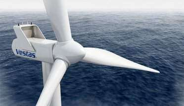 Vestas secures ninth intertidal contract