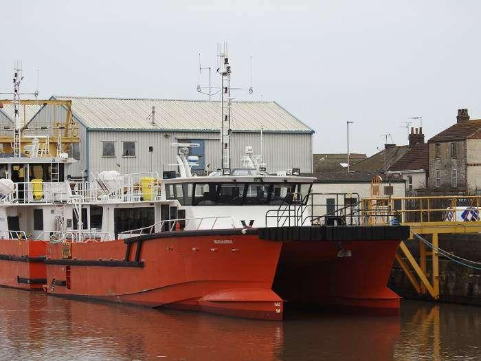 HST acquires Gardline vessels