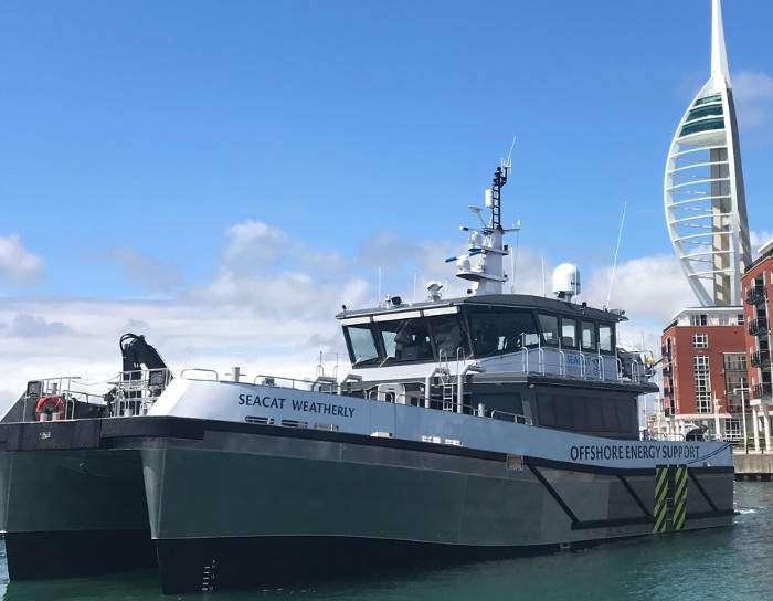 Seacat orders more Chartwell 24 Catamarans