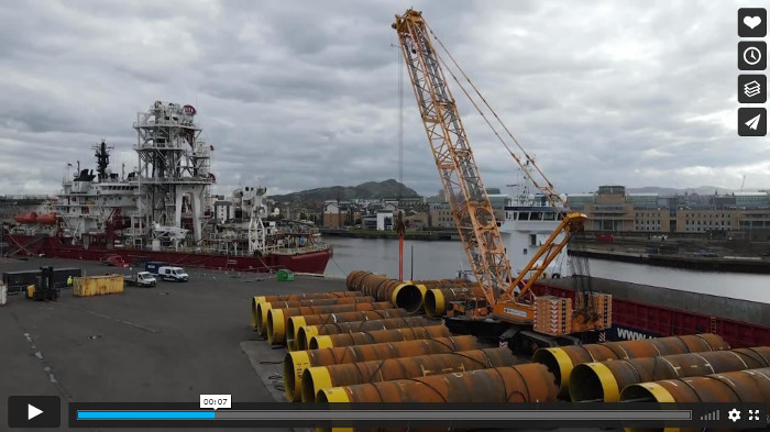 Port of Leith looks to offshore renewables