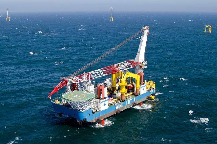 Harren & Partner Group launches SAL Renewables with a bolstered fleet