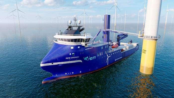 SMST to deliver mission equipment for Rem Energy