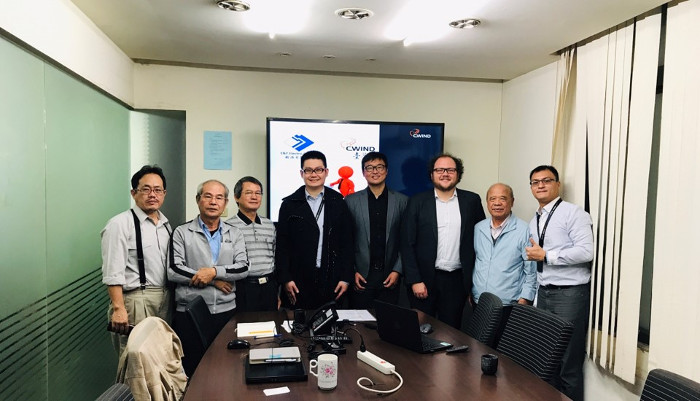 CWind Taiwan and E&Y Electronics sign cooperation agreement
