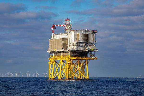Heerema Fabrication wins Hollandse Kust Noord jacket contract