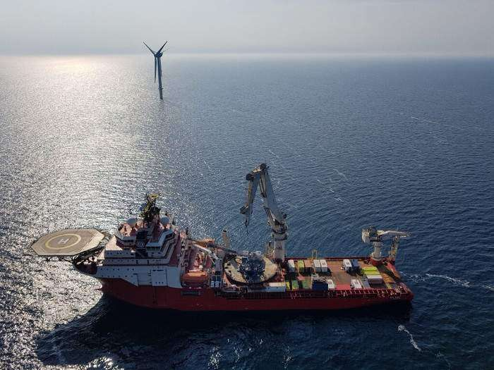 BOA OCV scores French wind farm contract with DEME Offshore