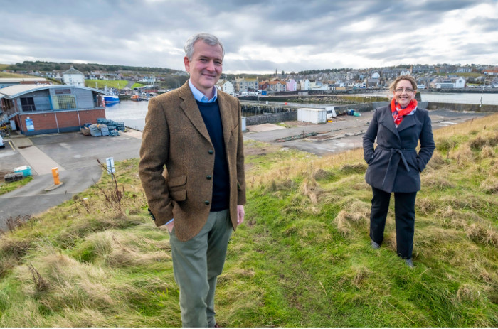 Neart na Gaoithe picks Eyemouth for project base