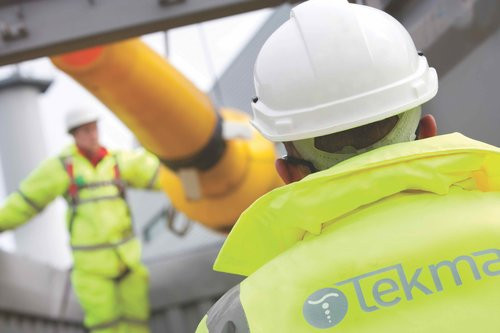 Tekmar awarded Kaskasi cable protection contract