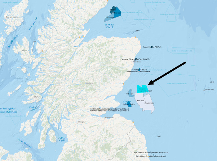 Port of Nigg selected as construction hub for Seagreen