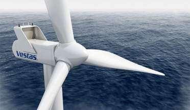 Vestas unveils 15 MW turbine