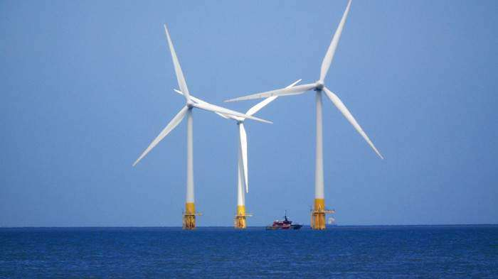 Crowley and Watco form wind partnership