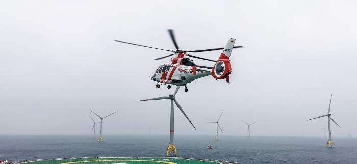 Northern Helicopter scores follow-up contract for German duo