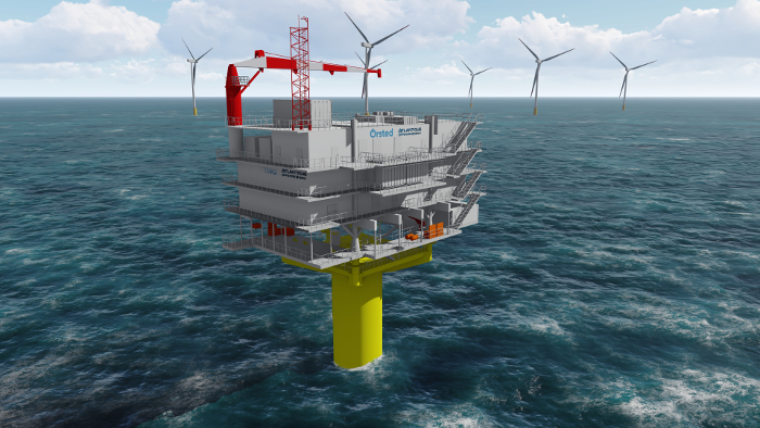 Atlantique Offshore Energy wins Gode Wind 3 substation contract
