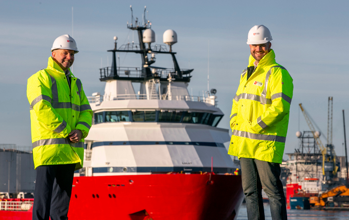 First Marine Solutions announces six-figure investment
