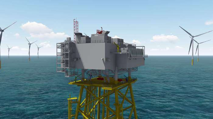 Atlantique Offshore Energy, GE and SDI score Calvados substation contract