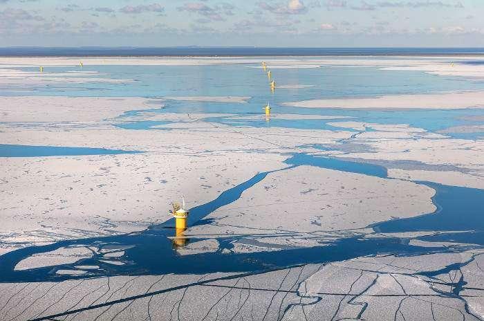 Windpark Fryslân preps for turbine installation next month